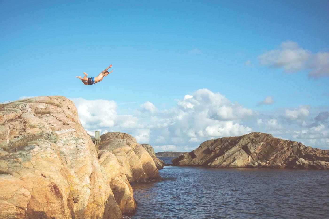 Men Jump